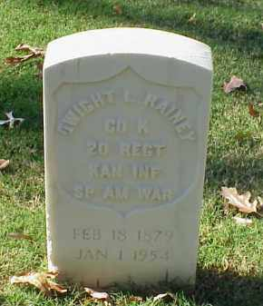RAINEY (VETERAN SAW), DWIGHT L - Pulaski County, Arkansas | DWIGHT L RAINEY (VETERAN SAW) - Arkansas Gravestone Photos