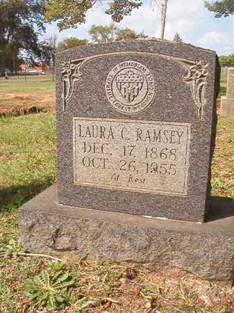 RAMSEY, LAURA C - Pulaski County, Arkansas | LAURA C RAMSEY - Arkansas Gravestone Photos