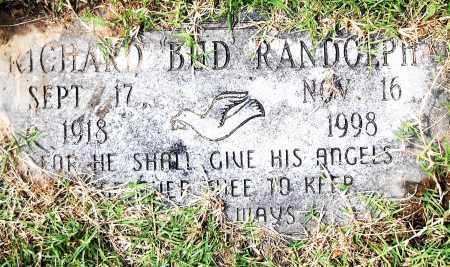 RANDOLPH, RICHARD BUD - Pulaski County, Arkansas | RICHARD BUD RANDOLPH - Arkansas Gravestone Photos