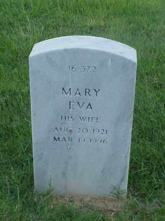 RAPIER, MARY EVA - Pulaski County, Arkansas | MARY EVA RAPIER - Arkansas Gravestone Photos