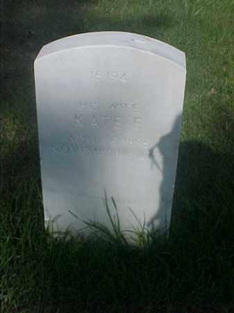 RAUTENSTRAUCH, BERTHA - Pulaski County, Arkansas | BERTHA RAUTENSTRAUCH - Arkansas Gravestone Photos