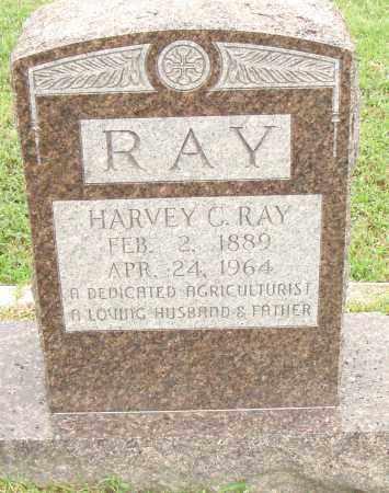 RAY, HARVEY C. - Pulaski County, Arkansas | HARVEY C. RAY - Arkansas Gravestone Photos