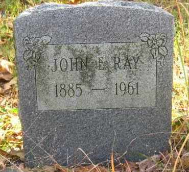 RAY, JOHN E. - Pulaski County, Arkansas | JOHN E. RAY - Arkansas Gravestone Photos