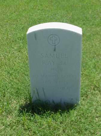 RAY, JR (VETERAN ), SAMUEL - Pulaski County, Arkansas | SAMUEL RAY, JR (VETERAN ) - Arkansas Gravestone Photos
