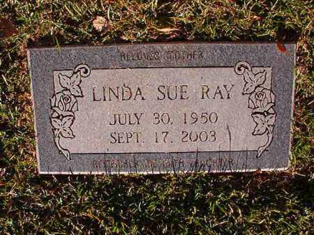 RAY, LINDA SUE - Pulaski County, Arkansas | LINDA SUE RAY - Arkansas Gravestone Photos