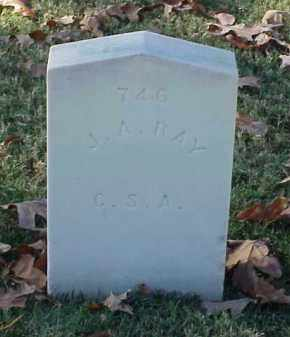 RAY (VETERAN CSA), J A - Pulaski County, Arkansas | J A RAY (VETERAN CSA) - Arkansas Gravestone Photos