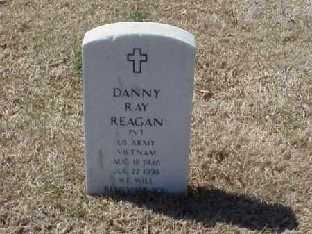 REAGAN (VETERAN VIET), DANNY RAY - Pulaski County, Arkansas | DANNY RAY REAGAN (VETERAN VIET) - Arkansas Gravestone Photos