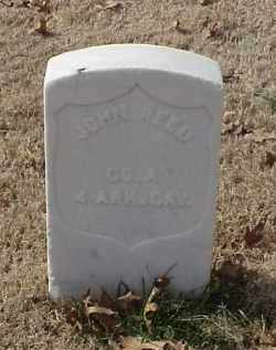 REED (VETERAN UNION), JOHN - Pulaski County, Arkansas | JOHN REED (VETERAN UNION) - Arkansas Gravestone Photos