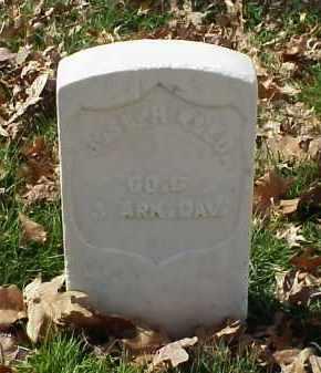 REED (VETERAN UNION), JOSEPH - Pulaski County, Arkansas | JOSEPH REED (VETERAN UNION) - Arkansas Gravestone Photos