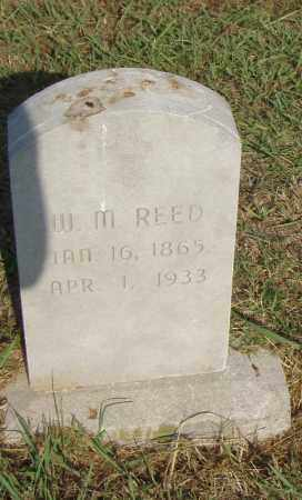 REED, W.M. - Pulaski County, Arkansas | W.M. REED - Arkansas Gravestone Photos