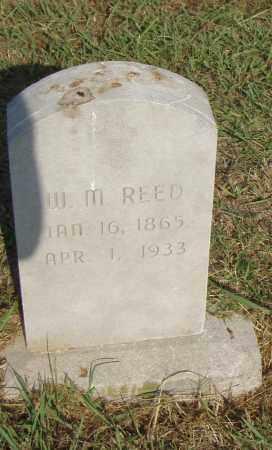 REED, W.M. - Pulaski County, Arkansas | W.M. REED - Arkansas Gravestone Photos