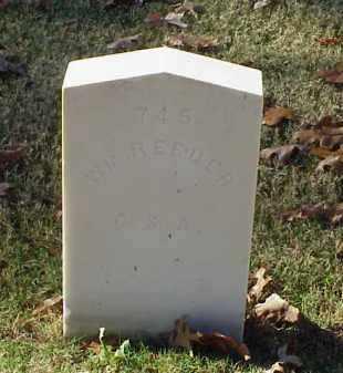 REEDER (VETERAN CSA), WILLIAM - Pulaski County, Arkansas | WILLIAM REEDER (VETERAN CSA) - Arkansas Gravestone Photos