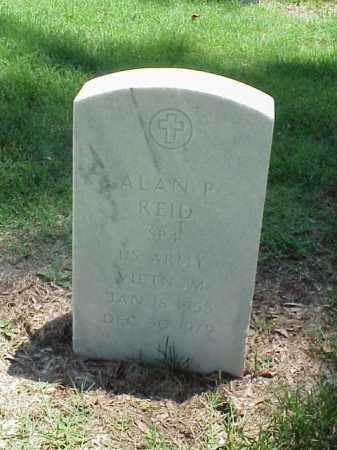 REID (VETERAN VIET), ALAN P - Pulaski County, Arkansas | ALAN P REID (VETERAN VIET) - Arkansas Gravestone Photos