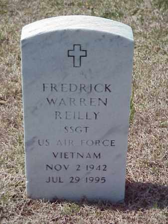 REILLY (VETERAN VIET), FREDRICK WARREN - Pulaski County, Arkansas | FREDRICK WARREN REILLY (VETERAN VIET) - Arkansas Gravestone Photos