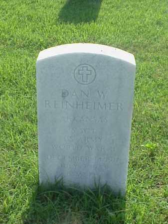 REINHEIMER (VETERAN WWII), DAN W - Pulaski County, Arkansas | DAN W REINHEIMER (VETERAN WWII) - Arkansas Gravestone Photos