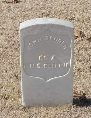 REUBEN (VETERAN UNION), JOHN - Pulaski County, Arkansas | JOHN REUBEN (VETERAN UNION) - Arkansas Gravestone Photos