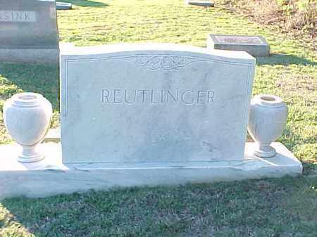 REUTLINGER FAMILY STONE,  - Pulaski County, Arkansas |  REUTLINGER FAMILY STONE - Arkansas Gravestone Photos
