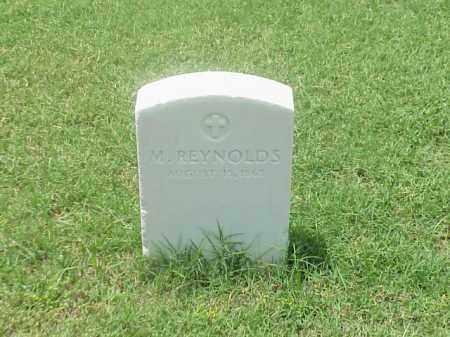 REYNOLDS, M - Pulaski County, Arkansas   M REYNOLDS - Arkansas Gravestone Photos