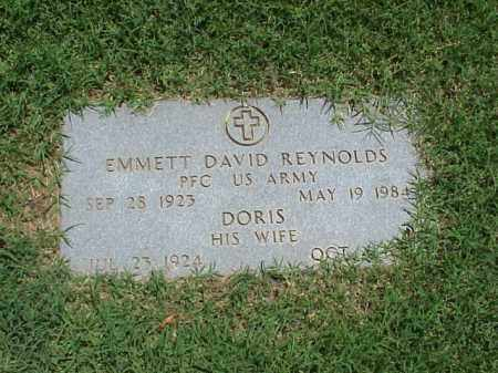 REYNOLDS, DORIS - Pulaski County, Arkansas | DORIS REYNOLDS - Arkansas Gravestone Photos