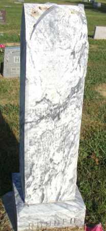 RHODEN, DAVE R - Pulaski County, Arkansas | DAVE R RHODEN - Arkansas Gravestone Photos