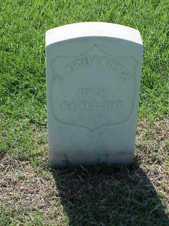 RICHARDSON (VETERAN UNION), ELISHA - Pulaski County, Arkansas | ELISHA RICHARDSON (VETERAN UNION) - Arkansas Gravestone Photos