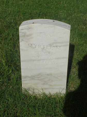 RICHTER, MYRTLE M - Pulaski County, Arkansas | MYRTLE M RICHTER - Arkansas Gravestone Photos
