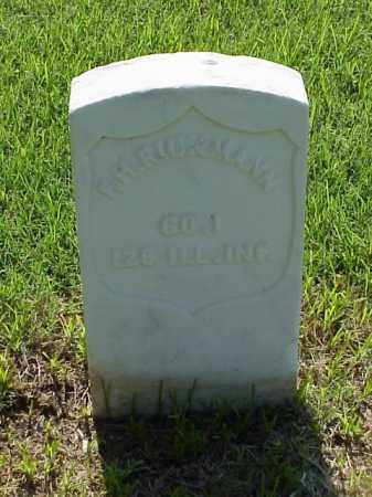 RICKMANN  (VETERAN UNION), F H - Pulaski County, Arkansas | F H RICKMANN  (VETERAN UNION) - Arkansas Gravestone Photos