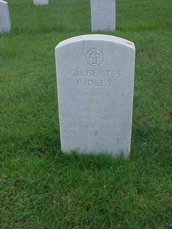 RIDLEY (VETERAN WWI), GILBERT S - Pulaski County, Arkansas | GILBERT S RIDLEY (VETERAN WWI) - Arkansas Gravestone Photos