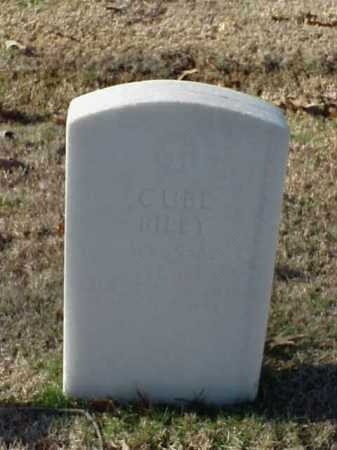 RILEY (VETERAN WWI), CUBE - Pulaski County, Arkansas | CUBE RILEY (VETERAN WWI) - Arkansas Gravestone Photos