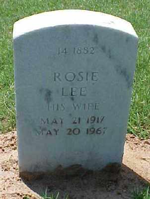 ROBERSON, ROSIE LEE - Pulaski County, Arkansas | ROSIE LEE ROBERSON - Arkansas Gravestone Photos