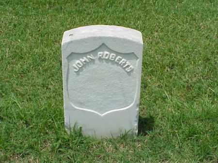 ROBERTS (VETERAN UNION), JOHN - Pulaski County, Arkansas | JOHN ROBERTS (VETERAN UNION) - Arkansas Gravestone Photos
