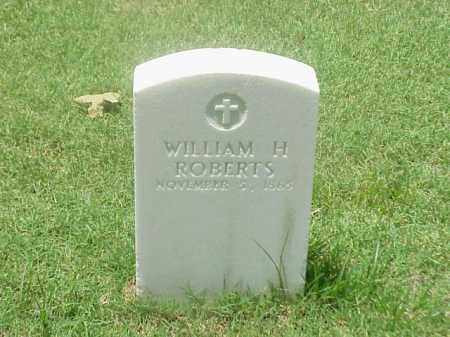 ROBERTS (VETERAN UNION), WILLIAM H - Pulaski County, Arkansas | WILLIAM H ROBERTS (VETERAN UNION) - Arkansas Gravestone Photos