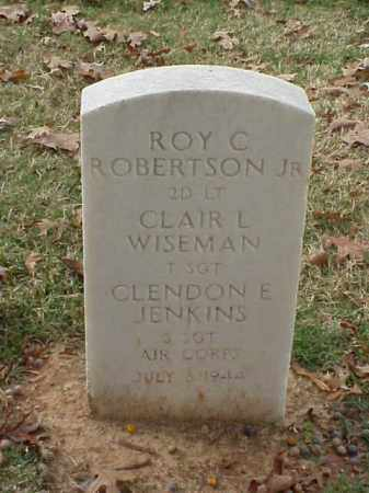WISEMAN (VETERAN WWII), CLAIR L - Pulaski County, Arkansas | CLAIR L WISEMAN (VETERAN WWII) - Arkansas Gravestone Photos