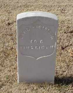 ROBERTSON (VETERAN UNION), DAVID - Pulaski County, Arkansas | DAVID ROBERTSON (VETERAN UNION) - Arkansas Gravestone Photos