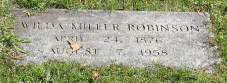 ROBINSON, EWILDA - Pulaski County, Arkansas | EWILDA ROBINSON - Arkansas Gravestone Photos