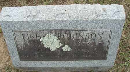 ROBINSON, FISHER - Pulaski County, Arkansas | FISHER ROBINSON - Arkansas Gravestone Photos
