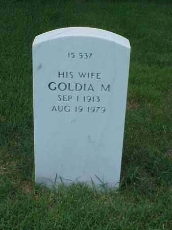 ROBINSON, GOLDIA M - Pulaski County, Arkansas | GOLDIA M ROBINSON - Arkansas Gravestone Photos