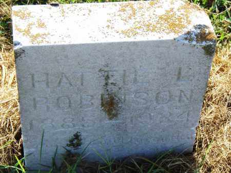 ROBINSON, HATTIE L - Pulaski County, Arkansas | HATTIE L ROBINSON - Arkansas Gravestone Photos