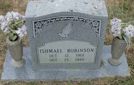 ROBINSON, ISHMAEL - Pulaski County, Arkansas | ISHMAEL ROBINSON - Arkansas Gravestone Photos