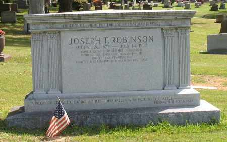ROBINSON, JOSEPH T. - Pulaski County, Arkansas | JOSEPH T. ROBINSON - Arkansas Gravestone Photos