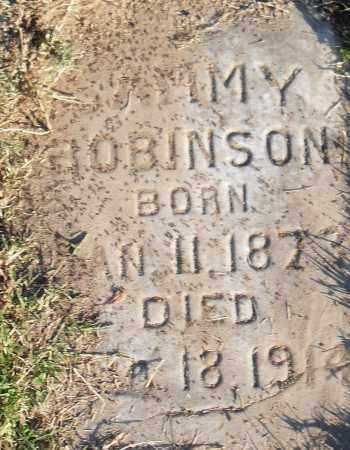 ROBINSON, JIMMY - Pulaski County, Arkansas | JIMMY ROBINSON - Arkansas Gravestone Photos