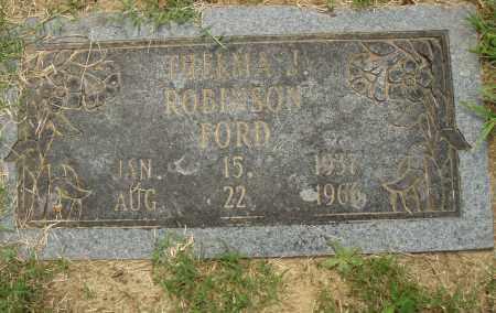 ROBINSON, THELMA J - Pulaski County, Arkansas | THELMA J ROBINSON - Arkansas Gravestone Photos
