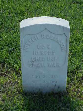 ROBINSON (VETERAN SAW), JOSEPH - Pulaski County, Arkansas | JOSEPH ROBINSON (VETERAN SAW) - Arkansas Gravestone Photos