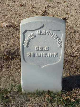 ROBINSON (VETERAN UNION), JAMES W - Pulaski County, Arkansas | JAMES W ROBINSON (VETERAN UNION) - Arkansas Gravestone Photos