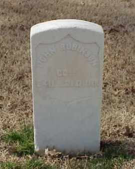 ROBINSON (VETERAN UNION), JOHN - Pulaski County, Arkansas | JOHN ROBINSON (VETERAN UNION) - Arkansas Gravestone Photos