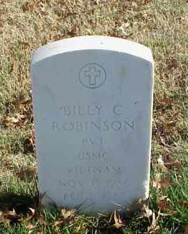 ROBINSON (VETERAN VIET), BILLY C - Pulaski County, Arkansas | BILLY C ROBINSON (VETERAN VIET) - Arkansas Gravestone Photos