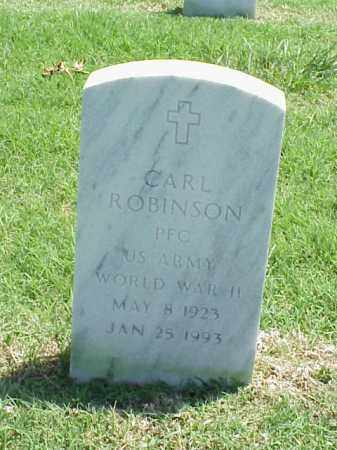 ROBINSON (VETERAN WWII), CARL - Pulaski County, Arkansas | CARL ROBINSON (VETERAN WWII) - Arkansas Gravestone Photos