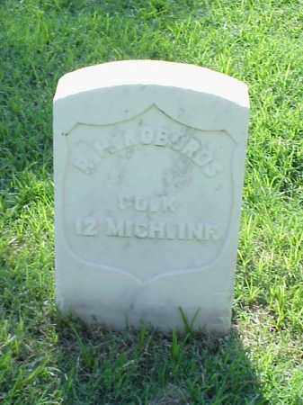 ROBORDS (VETERAN UNION), R H - Pulaski County, Arkansas | R H ROBORDS (VETERAN UNION) - Arkansas Gravestone Photos