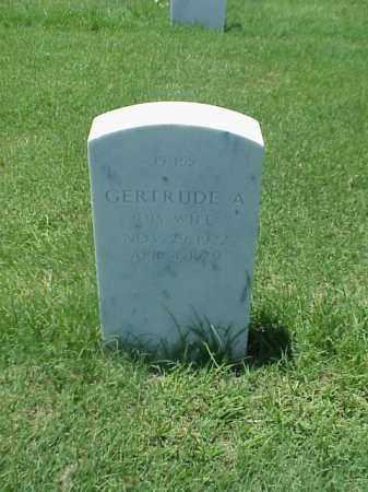 ROCHE, GERTRUDE A - Pulaski County, Arkansas | GERTRUDE A ROCHE - Arkansas Gravestone Photos