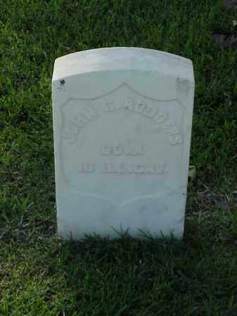 RODGERS (VETERAN UNION), JOHN C - Pulaski County, Arkansas | JOHN C RODGERS (VETERAN UNION) - Arkansas Gravestone Photos